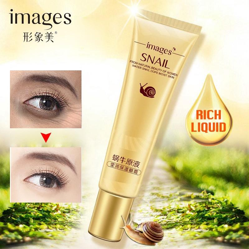 [Hàng mới về] Kem dưỡng mắt tinh chất ốc sên chống nếp nhăn và bọng mắt hiệu quả