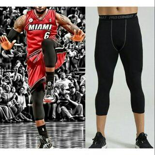 Quần giữ nhiệt 3/4 legging cao cấp Procombat dành cho dân thể thao chuyên nghiệp