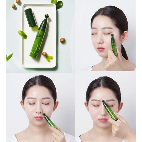 Bút Dưỡng Và Massage Vùng Da Mắt Innisfree Green Tea Seed Eye ...