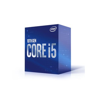 CPU Intel Core i5 10400 (2.9 GHz turbo up to 4.3 GHz, 6 core 12 Threads , 12MB Cache, 65W) - Full box nhập khẩu