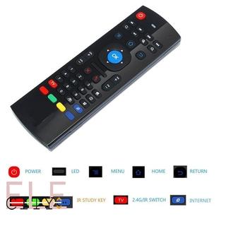 Điều Khiển Từ Xa Tích Hợp Bàn Phím Không Dây 22ele 2.4g Cho Smart Android 7.1 Tv Box Mx3 Mini thumbnail