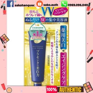 Kem mắt Meishoku Whitening eye cream Nhật Bản