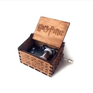 Hộp nhạc Harry Potter