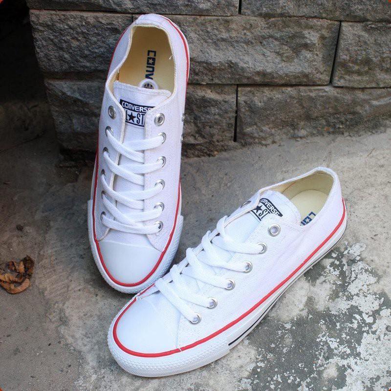 Combo 3 đôi giày CV classic trắng đỏ 39 + Balen đen trắng 37 + Force trắng 36 - 3489889 , 800466882 , 322_800466882 , 510000 , Combo-3-doi-giay-CV-classic-trang-do-39-Balen-den-trang-37-Force-trang-36-322_800466882 , shopee.vn , Combo 3 đôi giày CV classic trắng đỏ 39 + Balen đen trắng 37 + Force trắng 36