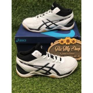 sale LV 10.10 [𝐆𝐢𝐚́ 𝐒𝐢̉] Giày bóng chuyền – cầu lông Asic cao cổ [𝐛𝐡 𝟏𝟐 𝐭𝐡𝐚́𝐧𝐠] Tốt Nhất . :)) [ NEW ĐẸP ] . new XCv