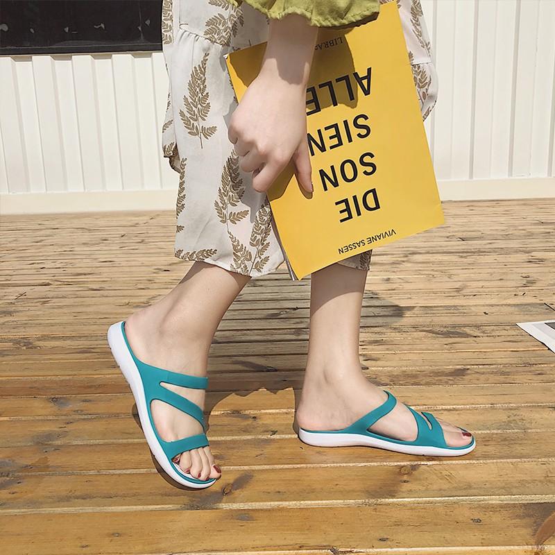 Dép Sandal Chống Trượt Thời Trang Cho Nữ