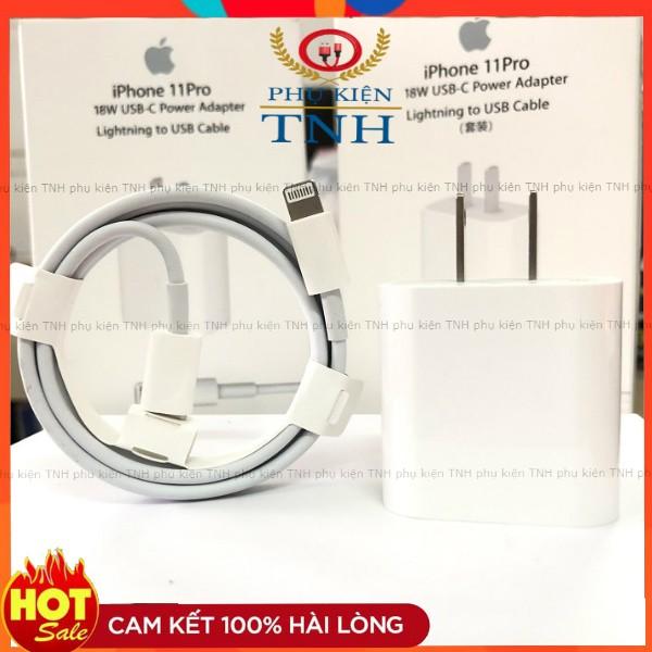 Bộ Sạc Nhanh Iphone 20w Dành Cho - iphone 11promax / 11pro/ 11 /Xsm/Xs/X/ 8plus/7plus / 8/7