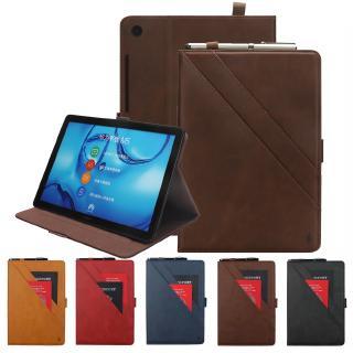 Bao Da Nắp Gập Đa Năng Cho Huawei Mediapad M5 10.8 8.4 Inch