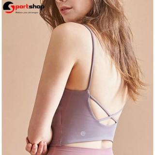 [HÀNG NEW] – Áo bra tập thể thao cao cấp chất Siêu Đẹp, nâng đỡ vòng 1, hở lưng sexy – SPORT SHOP