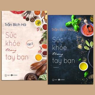 Sách - Sức Khỏe Trong Tay Bạn (Bộ 2 quyển)