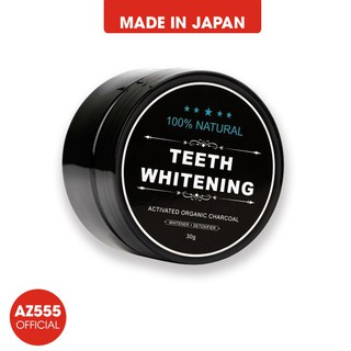 Bột trắng răng than tre Nhật Bản – Teeth Whitening (HIỆU QUẢ SAU 7 NGÀY) #Bottrangrang