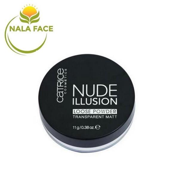 Catrice Mattifying Nude Illusion Loose Powder