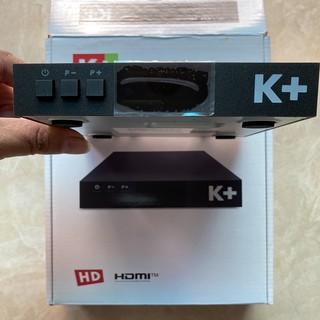 Trọn bộ thiết bị K+ kèm 7 tháng thuê bao thumbnail