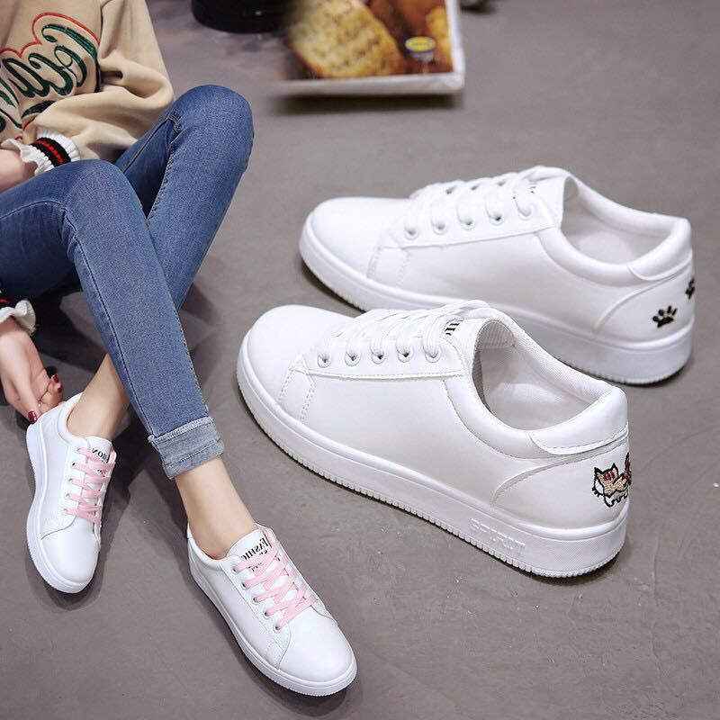 Giầy thể thao Sneakers Quảng Châu cao cấp cho các bạn nữ