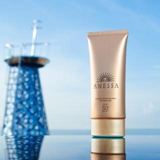 Hình ảnh Gel chống nắng bảo vệ hoàn hảo Anessa Perfect UV Sunscreen Skincare Gel 90g_14585-5