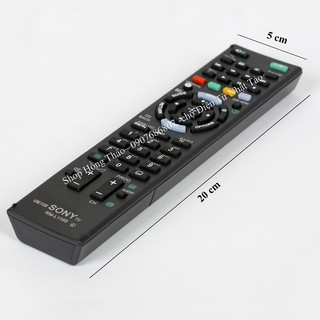 Remote Tivi Sony không hộp