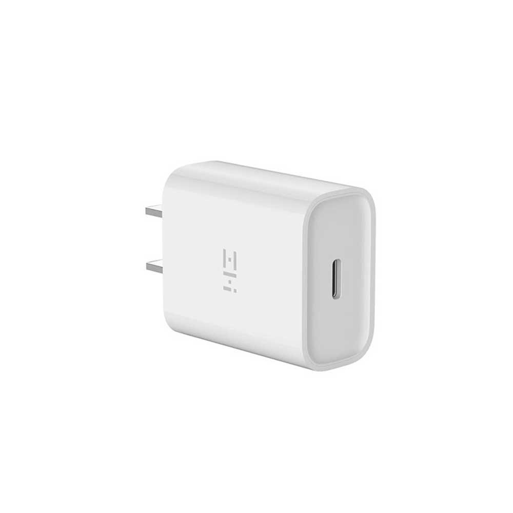 Sạc nhanh PD USB-C ZMI 18W HA711 - Chọn mua kèm Cáp Type C to Lightning ZMI AL870 hoặc Cáp Type C To Type C ZMI AL301