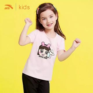 Áo phông bé gái Anta Kids hình chibi xinh xắn 362029115-3 thumbnail