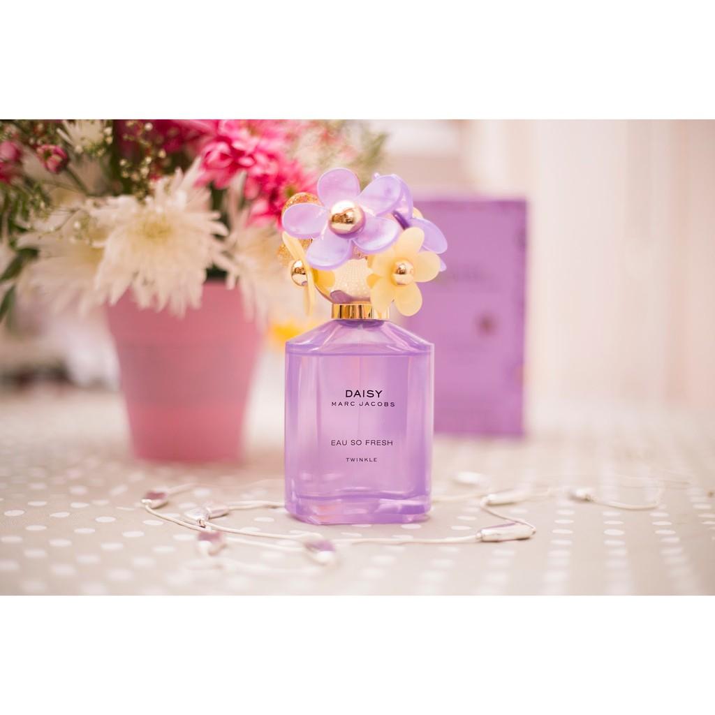 Chính hãng] Nước hoa Marc Jacobs Daisy Eau So Fresh Twinkle ...