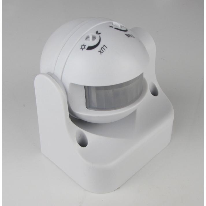 Wireless PIR Motion Sensor Detector Home House Security Burglar  220V~240v Adjustable Switch