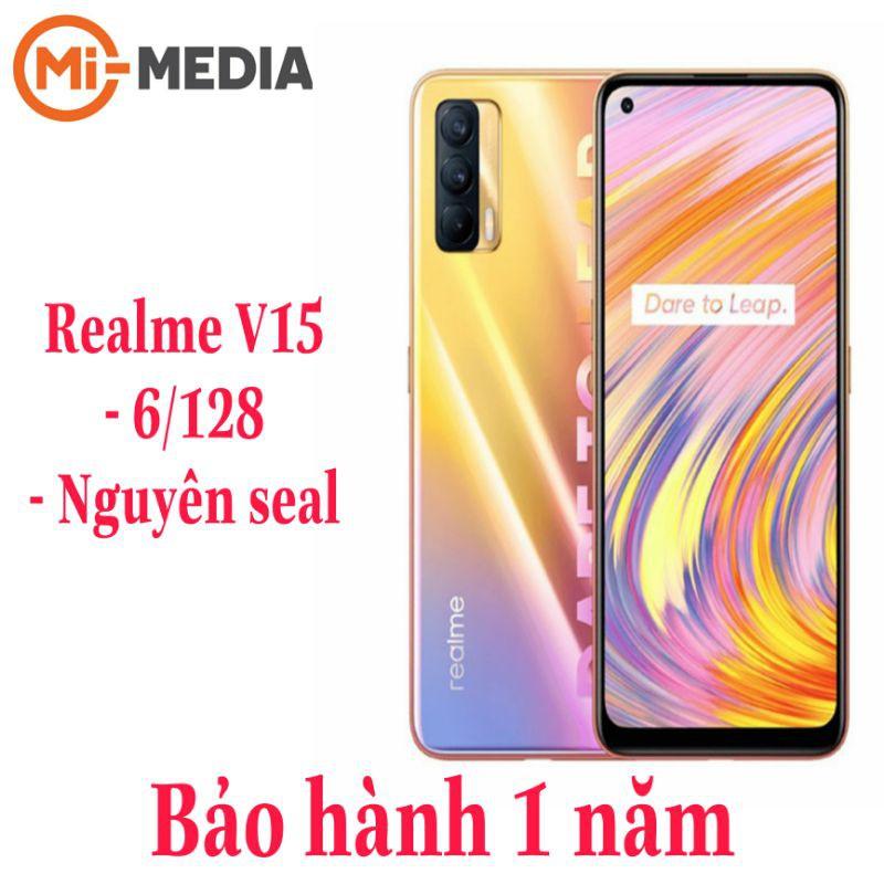 Điện thoại Realme V15 6/128Gb đa sắc bảo hành 1 năm