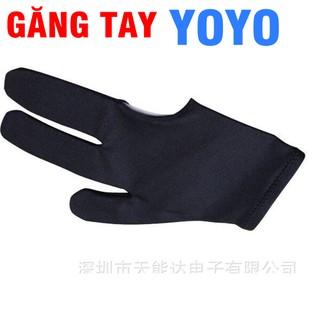 Găng tay chơi con quay yoyo Bao tay 3 ngón chơi Yoyo thumbnail