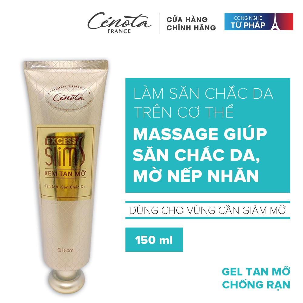 Gel tan mỡ Cénota Excess Slim 150ml - C25
