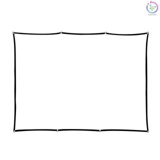 Màn hình máy chiếu 120 Inch HD 4:3 màu trắng 120 Inch nhỏ gọn