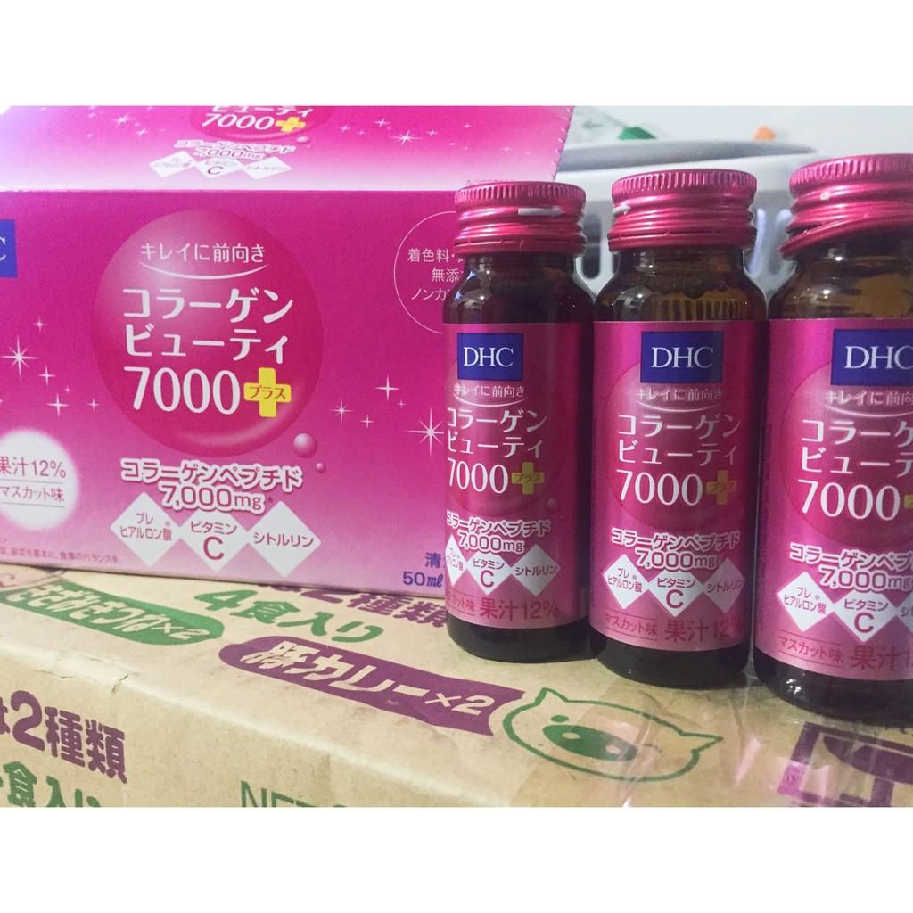 (Có sẵn) Collagen Beauty 7000 dạng nước