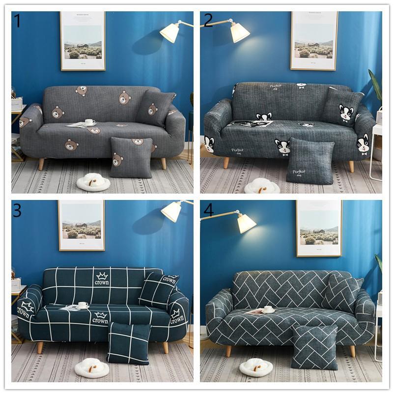 Bọc ghế sofa chống trượt đa dạng tùy chọn mẫu họa tiết và kích cỡ