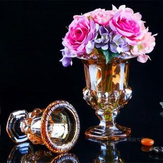 Lọ hoa thuỷ tinh , lọ hoa phật thủ