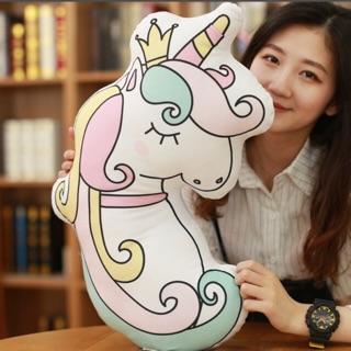 Gối ôm ngựa unicorn thumbnail