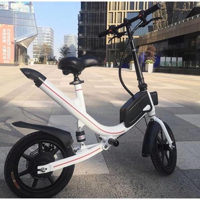Xe đạp điện gấp