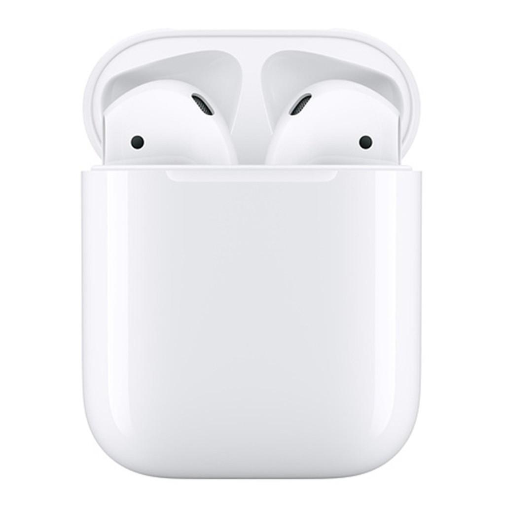 [Mã SKAMPUSHA7 giảm 8% đơn 250k]Tai Nghe Bluetooth Apple AirPods 2 - MV7N2 - Hộp Sạc Có Dây
