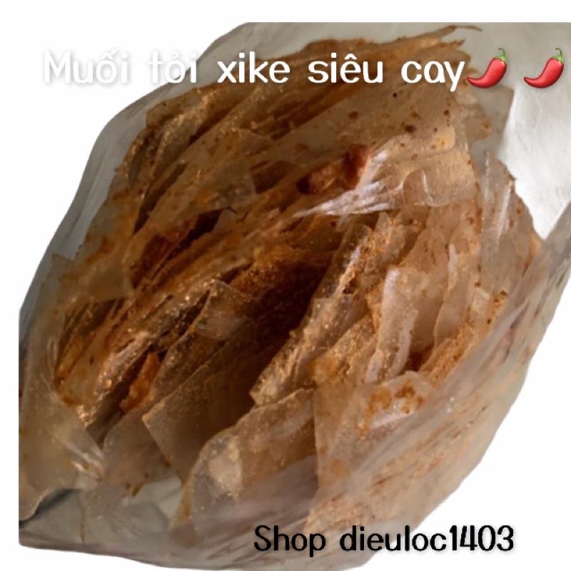 Bánh tráng muối tỏi phi xike thơm ngon cực siêu phẩm đặc sản Tây Ninh !