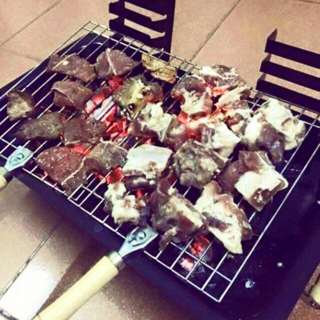 Bếp nướng than hoa không khói All steal hibachi - 2522132 , 3161485 , 322_3161485 , 165000 , Bep-nuong-than-hoa-khong-khoi-All-steal-hibachi-322_3161485 , shopee.vn , Bếp nướng than hoa không khói All steal hibachi