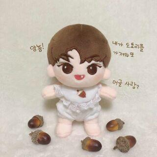 Babywannaone Woojin fullset doll Park Woojin( Wanna One) AB6IX