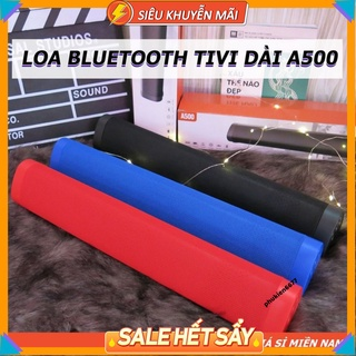 Loa Bluetooth Tivi Dài A500 - Soundbar Bass Cực Mạnh Hàng Cao Cấp Chất Lượng thumbnail