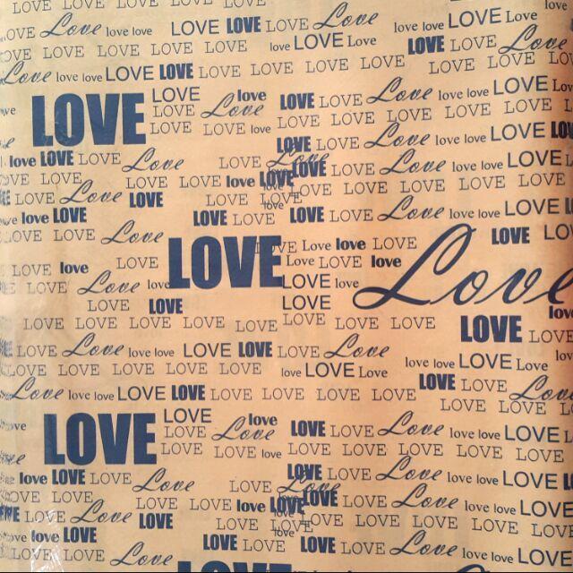 10 TỜ BÁO GÓI HOA CHỮ LOVE