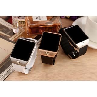 Đồng Hồ Thông Minh smartwatch DZ09 giá tốt 3 màu trắng - đen - nâu thumbnail