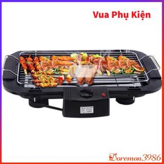 [FREE SHIP] 💥BẢO HÀNH 1 NĂM💥Bếp Nướng Điện Cao Cấp Electric Barbecue Grill 2000W Không Khói💥FREESHIP💥+Tặng Miếng Rửa