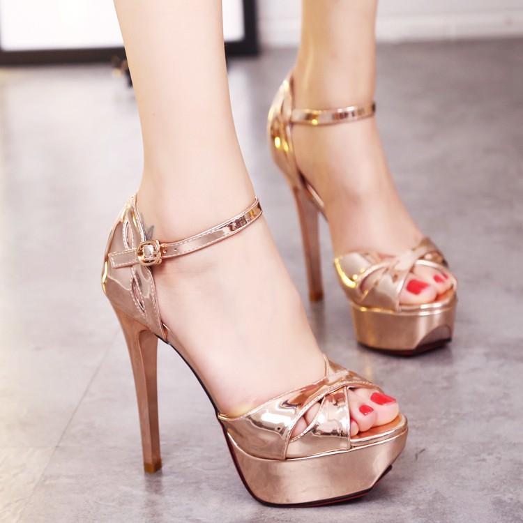 Giày cao gót 9 phân cao cấp đủ size 35-39 da êm mềm rẻ đẹp - CG94