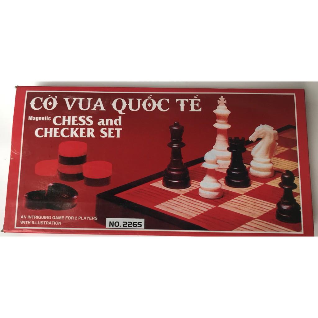cờ vua nam châm kt 32×32 cm ms 2265