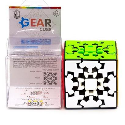 Yumo Zhichen KungFu Gear Cube 3×3 Rubik Biến Thể 6 Mặt