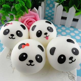 Móc Khóa Squishy Hình Gấu Panda Dễ Thương Kô tô ke