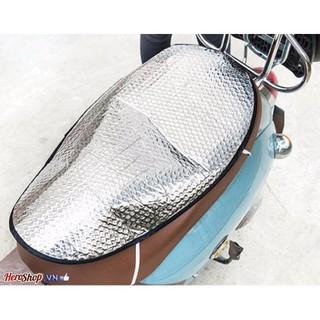 Tấm chống nắng yên xe máy thumbnail