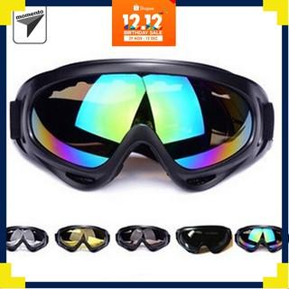 Mắt Kính Chống Nắng UV400 Đi Phượt Đeo Vòng Gáy