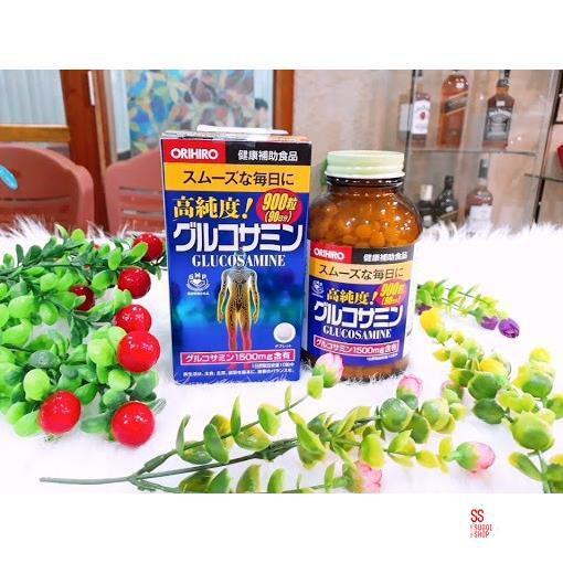 Viên uống Glucosamine 900v và 950v Nhật Bản