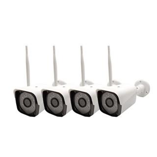 Bộ đầu ghi 4 camera CCTV wifi thumbnail