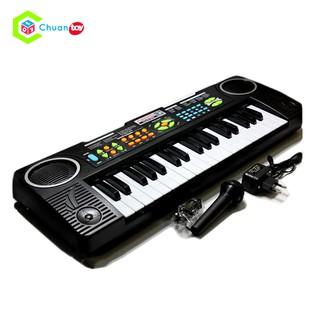 Đàn Organ ChuanToy DCA010 37 phím có mic – Sạt Pin